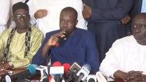 Sénégal, O.SONKO ET I.SECK CONTESTENT LES TENDANCES