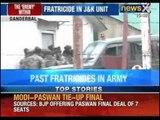 Army jawan of Rashtriya Rifles kills five colleagues in Jammu & Kashmir