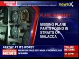 Missing Malaysian Airlines believed to be traced on Malaysian-Indonesian border