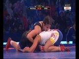 PWL 3 Day 14: Sakshi Malik VS Grigorjeva at Pro Wrestling League season 3  Highlights