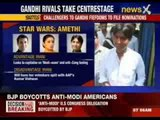 AAP leader Kumar Vishwas, Varun Gandhi to file nominations today