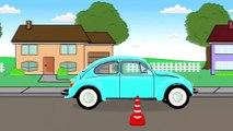Garbi Super Voiture - Camion de Remorquage de Voiture | Vidéos Pour les Enfants - Bajki Dla Dziecka VW Garbi
