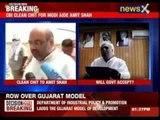 CBI clean chit for Modi aide Amit Shah