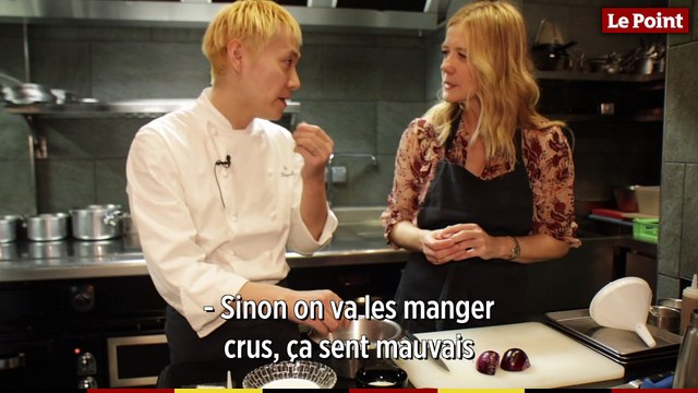 Christine and the Chefs #8 : la tartelette aux sardines de Kei
