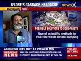 Waste disposal problem in Bangalore escalates