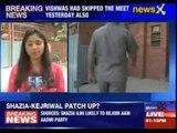 AAP leader: Kumar Vishwas skips national executive meet of AAP