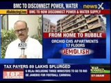 Campa Cola residents refuse to hand over keys to BMC
