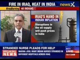 40 Indians kidnapped in Iraq's Mosul