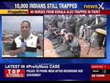 NewsX report from ground zero: 10,000 Indians still trapped in Iraq