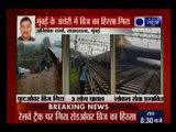 मुंबई के अंधेरी में फुटओवर ब्रिज का हिस्सा गिरा; हादसे में 3 लोग घायल