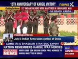 Nation remembers Kargil war heroes