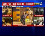 Sanjay Dutt speaks to NewsX exclusively says it not easy to walk to freedom