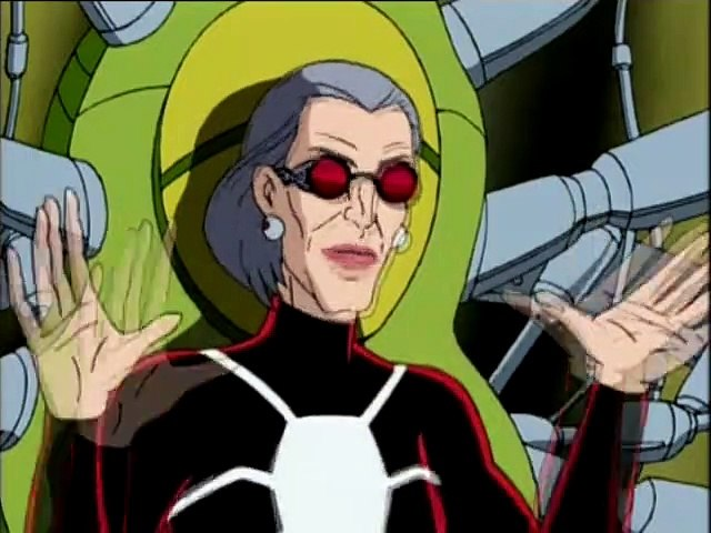 Spider-Man 1994 The Animated Series S05E13 Spider Wars, Chapter II Farewell, Spider-Man