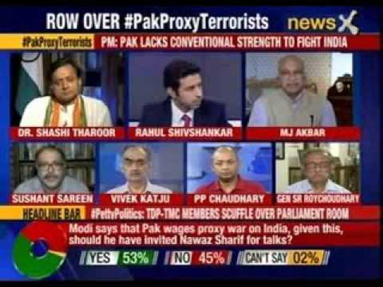 Nation at 9: Modi: Pakistan waging proxy terror war