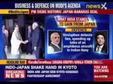 Modi first bilateral visit outside Indian subcontinent