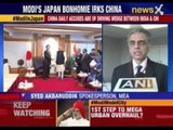 China daily slams Modi-Abe meet in Japan