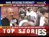 Rahul Gandhi: Prices are rising; Modi's playing drums in Japan