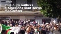 Algérie : un raz-de-marée humain dit non au cinquième mandat de Bouteflika