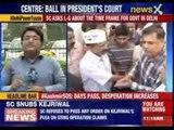 SC asks Lt Governor about the time frame for govt in Delhi