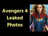 Avengers 4 leaked set photos: Thor, Ironman, Hulk and Captain Marvel New Look; Avengers 4 Trailer