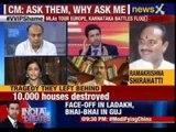 Karnataka CM must answer for fun trip?