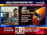 Mars mission: ISRO set for fourth trajectory correction