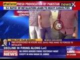 #PakTerror: No cross border firing last night