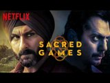 Netflix Sacred Games season 2 to air soon;  Netflix पर जल्द ही आएगा Sacred Games season 2