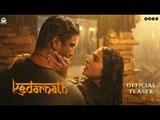 Kedarnath Movie Full Story | Kedarnath Film Full Story | Sushant Singh Rajput | Sara Ali Khan