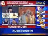 Delhi Assembly Elections/Polls: Nation at 9: #DecisionDelhi - Who will win the Delhi polls?