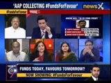 Nation at 9: #FundsForFavour - Arvind Kejriwal slaps defamation case