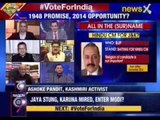 Nation at 9: #VoteForIndia: Jammu & Kashmir - Should Article 370 be repealed?