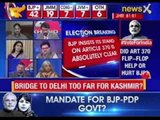 #VoteForIndia: Did article 370 flip-flop help or hurt BJP?