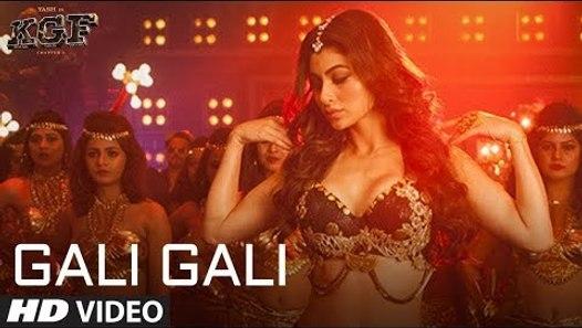 Gali Gali Video Song   KGF Movie New Song Gali Gali