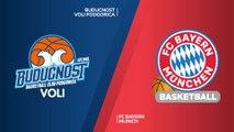 Buducnost VOLI Podgorica - FC Bayern Munich Highlights | Turkish Airlines EuroLeague RS Round 24