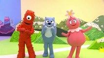 Yo Gabba Gabba en Français - Dents + La Fée des Dents | chansons pour enfants | conte pour enfant
