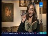 البيت بيتك - ابنة عبد الرحمن الأبنودي تبكي تأثراً في رثاء قصيدة من أروع قصائد الأبنودي