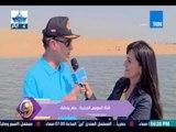 برنامج عسل أبيض - لقاء مع الفريق مهاب مميش عن إفتتاح قناة السويس مع الإعلامية منة فاروق