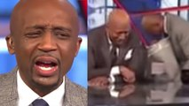 Jason Terry THROWS UP & Then CRIES On LIVE TV After Doing The Choco CHallenge for $2,000!