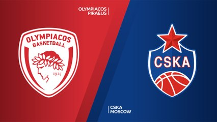 EuroLeague 2018-19 Highlights Regular Season Round 24 video: Olympiacos 81-97 CSKA