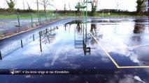 Bordeaux Métropole - Une école refuge en cas d'inondation