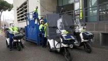 Poste Italiane, anche a Roma le consegne con i tricicli elettrici