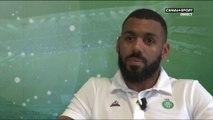 Late Football Club : Interview de Yann M'Vila