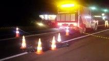 Homem morre após ser atropelado na rodovia BR-277