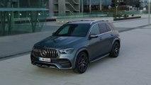 Der neue Mercedes-AMG GLE 53 4MATIC+ - Exterieur mit AMG spezifischer Kühlerverkleidung