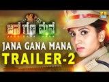 Jana Gana Mana Official Trailer 2 | Ayesha Habib, Ravi Kale | New Kannada Movie 2018