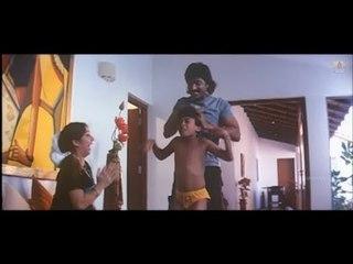 oil bath lead to fungus | Comedy Video | Ghauttham Kannada Movie | Lovely Star Prem | Jhankar Music