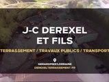 Derexel et Fils, terrassement, travaux publics et transport à Gerardmer.