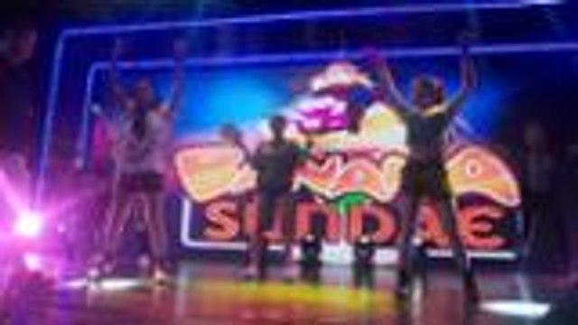 Ang kuiltan sa Banana Sundae Opening Number rehearsals, masisilip na!