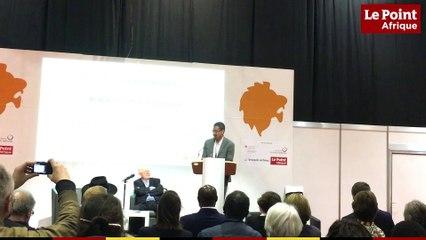 David Diop reçoit le prix Kourouma au Salon du livre de Genève